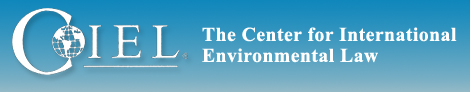 CIEL - The Center for International Environmental Law