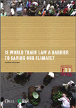 Is World Trade A Barrier To Climate Change