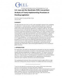 pubs US_Law_and_Stockholm_POPs