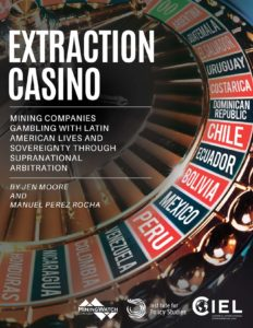 Report Cover: Extraction Casino